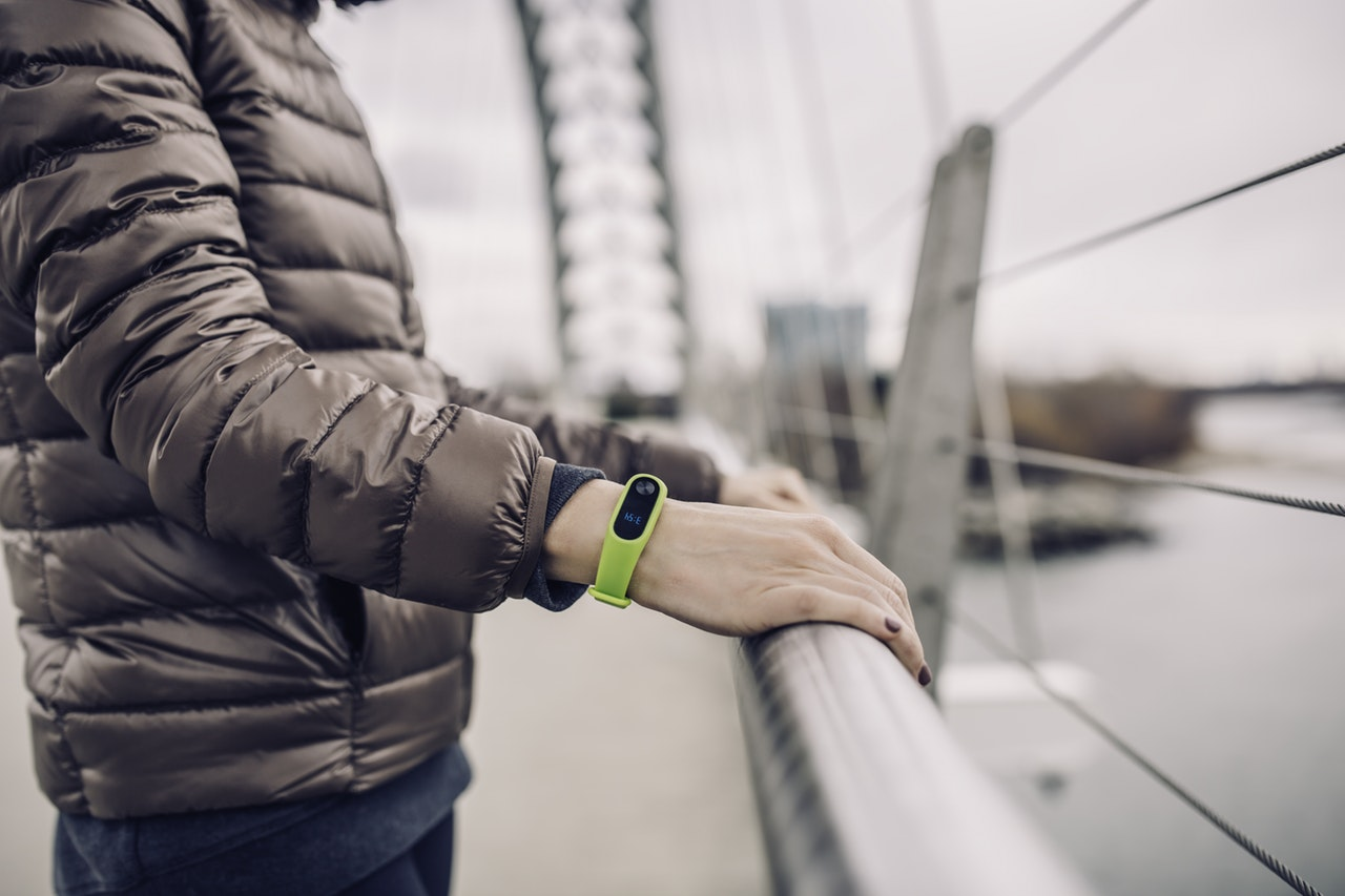 Fitness trackers and gym culture